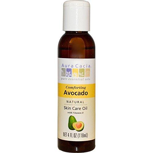 Aura Cacia- Avocado Skin Care Oil 4 - Cacia Perfume Natural Aura