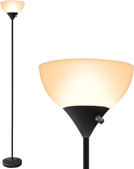 Floor Lamp Led Floor Lamp 70inch Modern Standing Lamp 9w