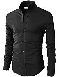 Amazon.com: Blacks - Casual Button-Down Shirts / Shirts: Clothing ...