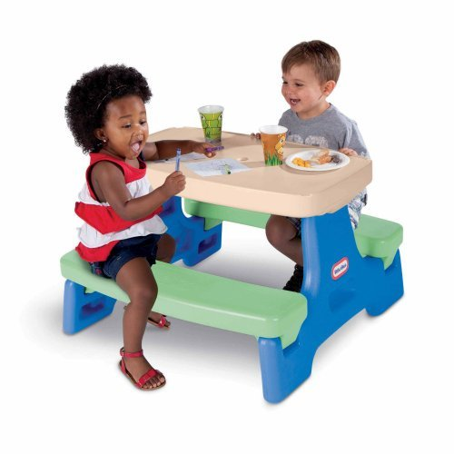 - Little Tikes Easy Store Jr. Table