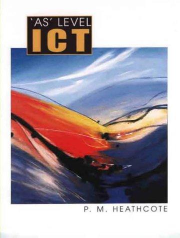 Read Online AS Level ICT pdf