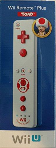 Nintendo Wii Remote Plus, Toad
