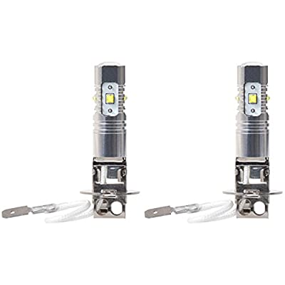 Putco 250003W Optic 360 LED Fog Lamp Bulb