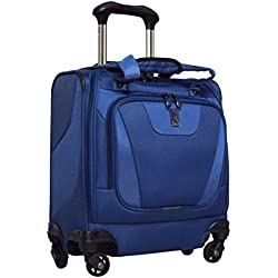 Travelpro Maxlite 4 Easy Carry On Spinner Under Seat Bag (Blue)