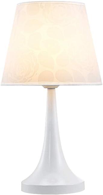 Lámpara de mesa Dormitorio en casa Mesita de noche Lámpara de mesa ...