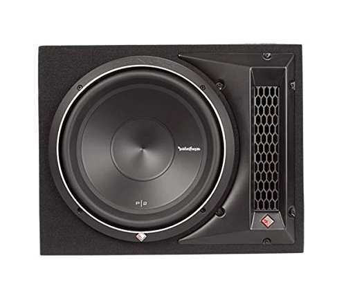 Rockford Fosgate P2-1X12 Punch Single P2 12″ Loaded Enclosure Ported Subwoofer