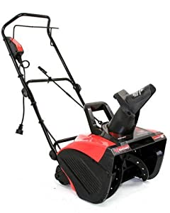 B004Z9YYIG_NEW! MAZTANG MT-988 18 Inch 13 Amp Electric Snow Blower Thrower – ETL Certified
