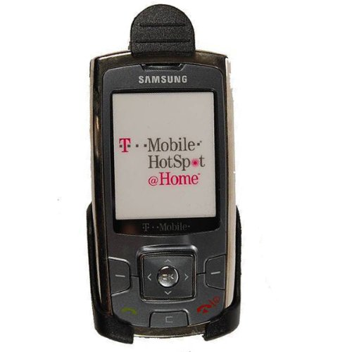 (Technocel Holster with Swivel Clip for Samsung T739 - Black)