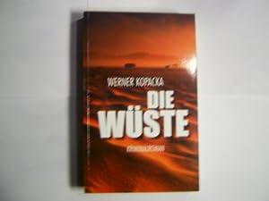 Paperback Die Wüste - Kriminalroman [German] Book
