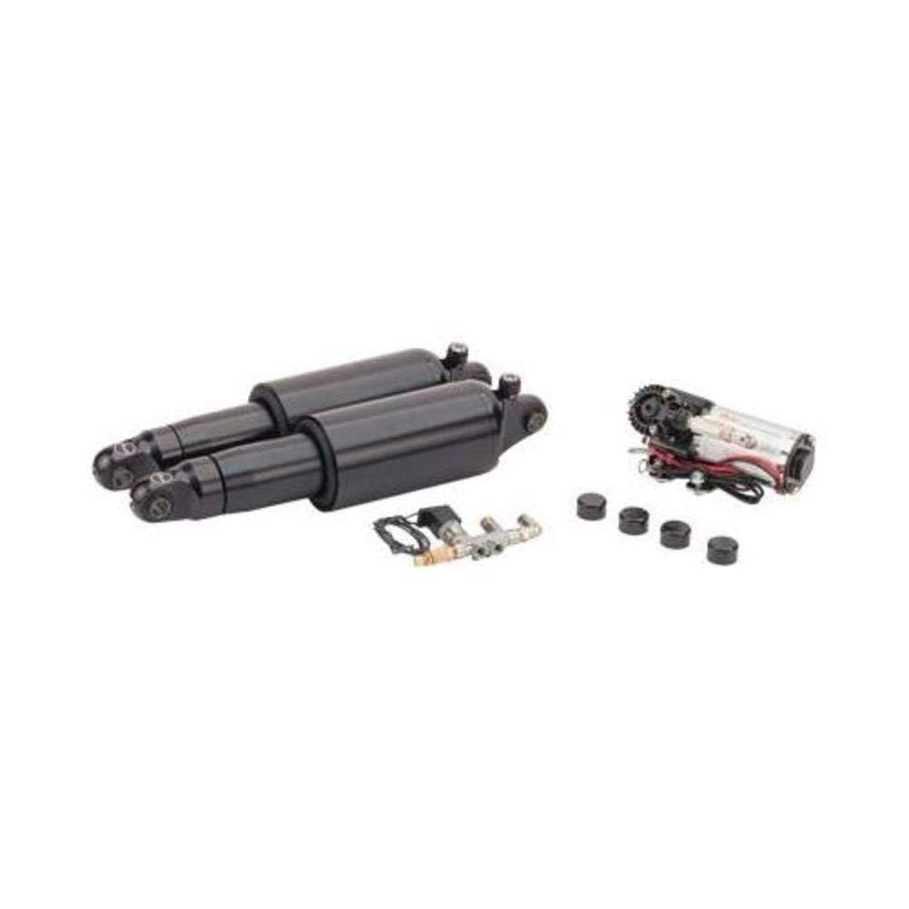 Black Arnott MC-2904 Fox Series FLH//FLT Air Suspension