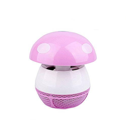 Pink FORWIN US- No Radiation Mosquito Mosquito Lamp Home Authentic Photocatalyst Mosquito Mosquito Lamp Pregnant Women Mosquito Mosquito Lamp Mosquito Repellent