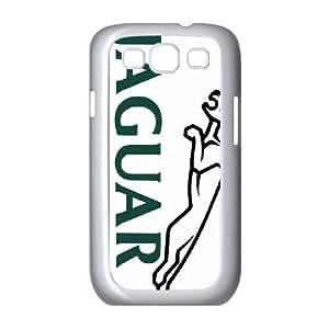 Jaguar Samsung Galaxy S3 9300 Cell Phone Case White F2928352
