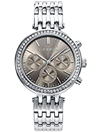 Reloj Viceroy 40932-77 Steel Woman Gray Multifunction