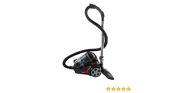 Sauber VCE-108276.2 Aspirador sin Bolsa con Filtro HEPA, 900 W, 3 litros, 80 Decibelios, Negro, Gris, Rojo: Amazon.es: Hogar