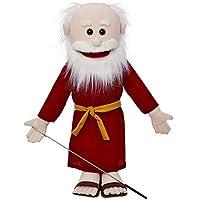 "25"" Noah, Full Body Bible Character, Christian Ministry Puppet"