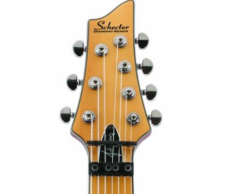 Schecter Jeff loomis-7 fr (7 cuerdas Guitarra eléctrica (Vampyre rojo satinado): Amazon.es: Instrumentos musicales
