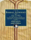 Baseball Anthology, Joseph Wallace, 0810981513