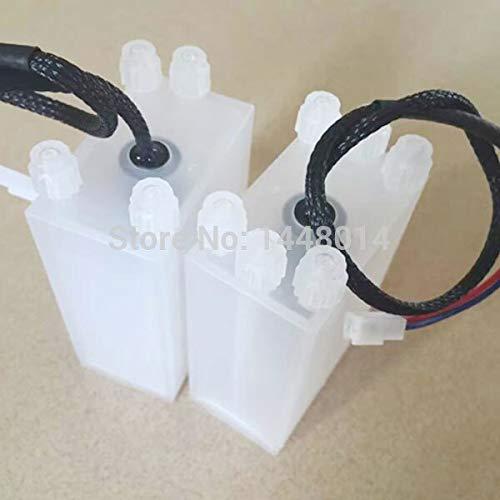 Printer Parts 8pcs Wholesale Large Format Printer sub Ink Tank Level Sensor air Tank six Holes