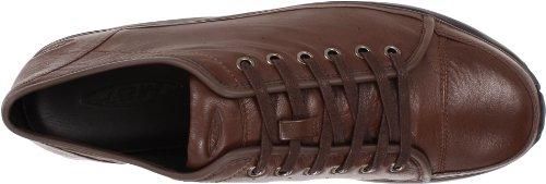 Mbt Womens Nafasi Laceup Chaussure Chocolat