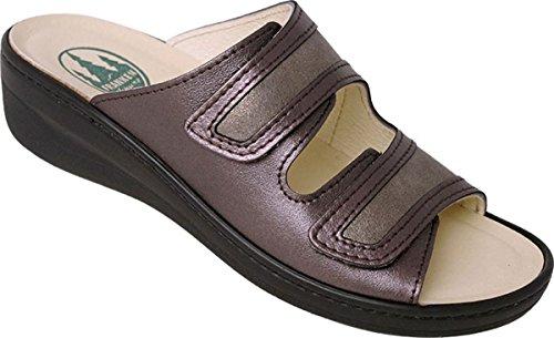 Schuhe Marron Femme Schuhe Mules Franken Marron Mules Femme Franken dfxqwqg0TX