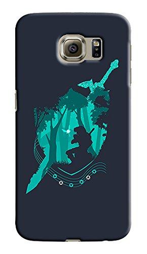 online retailer 6f31f 6729d The Legend of Zelda for Samsung Galaxy S7 Hard Case Cover (zelda1)