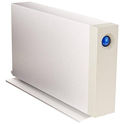 LaCie d2 Thunderbolt-2 & USB 3.0 Desktop Hard Drive 6TB (9000472U)