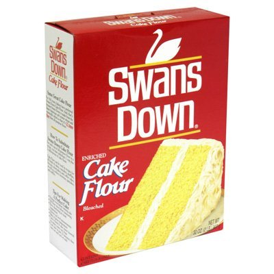 Swans Down Cake Flour, 32oz (Pack of 3) by Swans Down