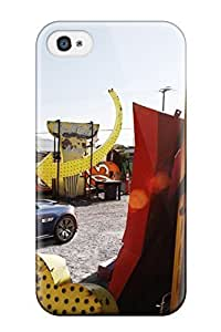 Durable Defender Case For Iphone 4/4s Tpu Cover(vehicles Car) Kimberly Kurzendoerfer