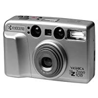 Yashica EZ ZOOM 105 - macchina fotocamera fotografica compatta 35mm