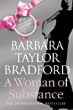 A Woman of Substance by Barbara Taylor Bradford front cover