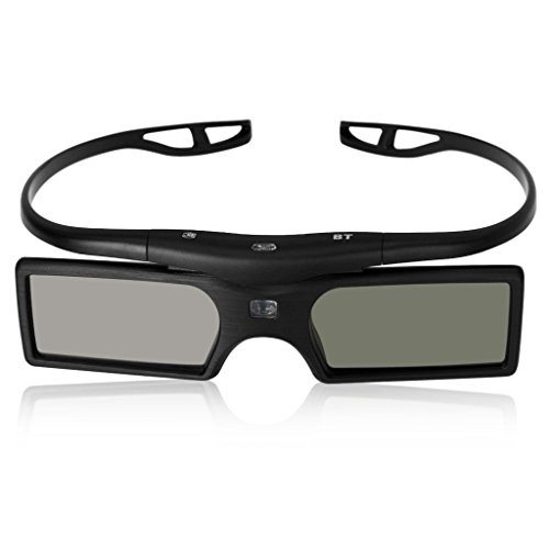 TOOGOO(R)G15-BT Bluetooth 3D Active Shutter Glasses for Epson/Samsung/SONY/SHARP Bluetooth 3D Projector TV