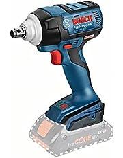 Bosch Professional GDS 18 V-300 Carton 06019D8200 Trådlös Slagnyckel 18 V, Utan Batteri, Blå