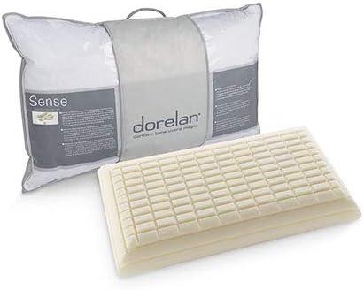 Dorelan Coussin Sense 40 X 70 Cm Myform Memory Air Modele Elliptique Oreiller Dispositif Medical 40x70x11 Cm Amazon Fr Cuisine Maison