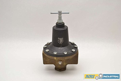 NORGREN 11-009-081 PRESSURE 125PSI 400PSI 1 IN PNEUMATIC REGULATOR B484721 by Norgren