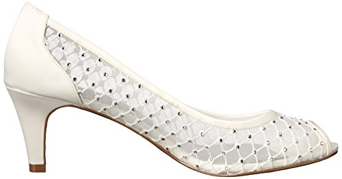 Adrianna Papell Womens Jamie Dress Pump Avorio