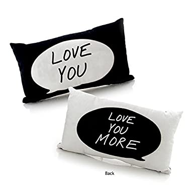 Our Name is Mud by Lorrie Veasey I Love You More Pillow