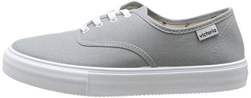 Grigio Da Adulto Unisex Ingles Calego gris Sneakers Lona qnBZWtY