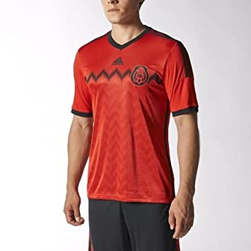 341d215931b Brand New adidas Mexico ClimaCool Men s Away Jersey 2014 G74508 (UK XS)   Amazon.co.uk  Sports   Outdoors