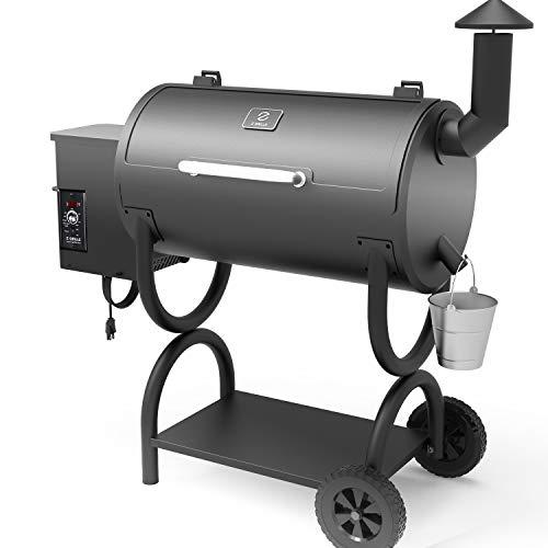 Z GRILLS Pellet Grill Pro 7 in 1 Electric Wood Pellet ...