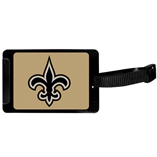 Siskiyou NFL New Orleans Saints Luggage Tag