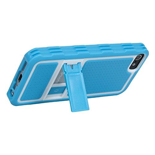i phone 5s case light blue - 9