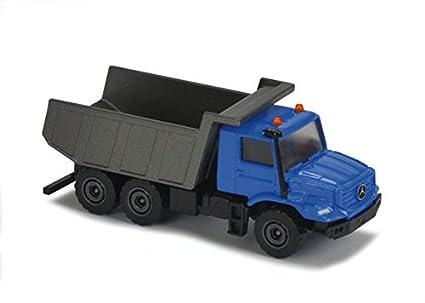 Amazon Com Mercedes Benz Zetros Dump Truck Toys Games