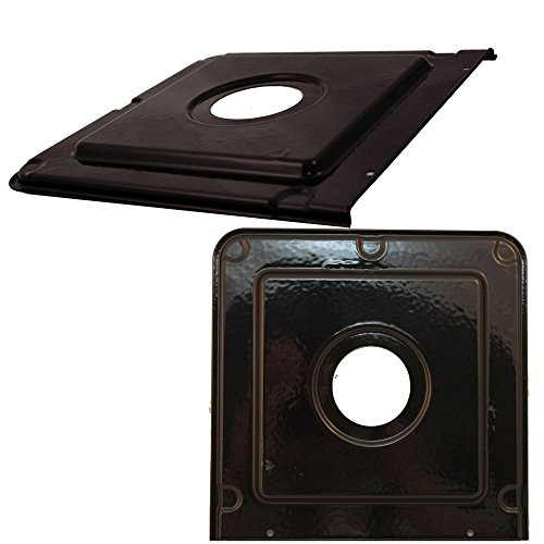 316011401 - Tappan Aftermarket Replacement Stove Range Oven Drip Bowl Pan (Conventional Oven Parts compare prices)