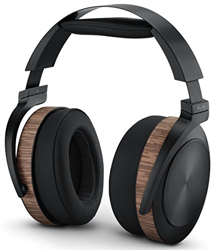 Audeze EL-8 Closed-Back Over-the-Ear Studio Headphones Black/Brown 200-E8-1112-00