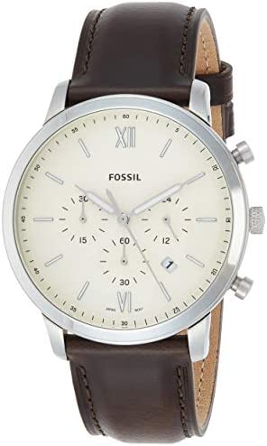 Fossil Men s Neutra Chronograph – FS5380