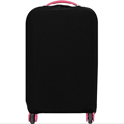fanyuan-spandex-travel-luggage-cover-fits-18-30-inch-luggage-l-26-30-inch-luggage-black