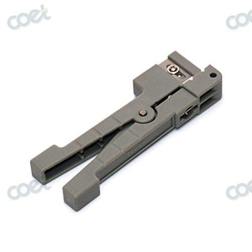 Fiber Buffer Tube - Fiber optic cable stripper45-162 /Coaxial Stripper/Fiber optic jacket stripper/cleaver/slitter (45-162)