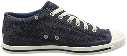 Diesel MAGNETE EXPOSURE LOW Herren Sneakers Blau (Indigo)