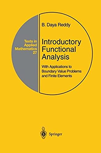 introductory functional analysis with applications to boundary rh amazon com David Dyment introductory functional analysis with applications erwin kreyszig solution manual