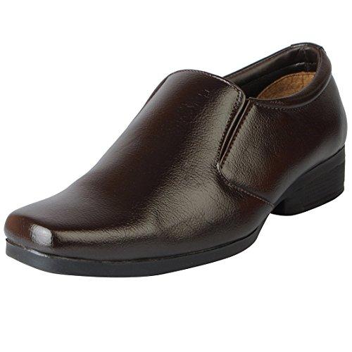 BATA Men's Synthetic Slip On Formal Shoes